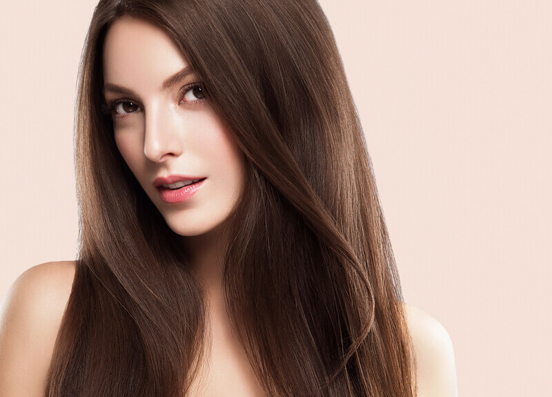 healthy hair and scalp care