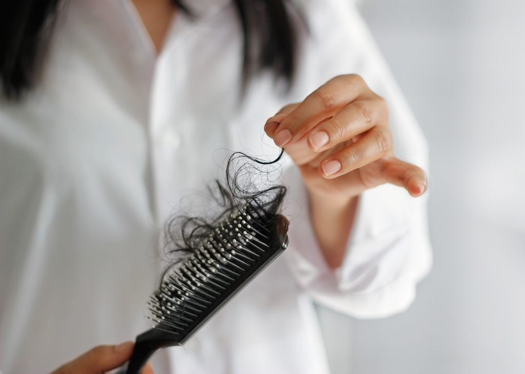 causes of hair loss in men and women